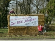 Banner-Heuballen