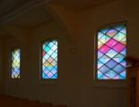 Fensterreihe Nord