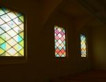 Fensterreihe Süd