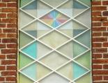 Osterfenster außen