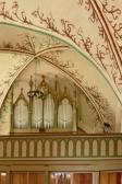 Orgelempore von Kanzel