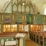 Orgel Kirche Dersekow