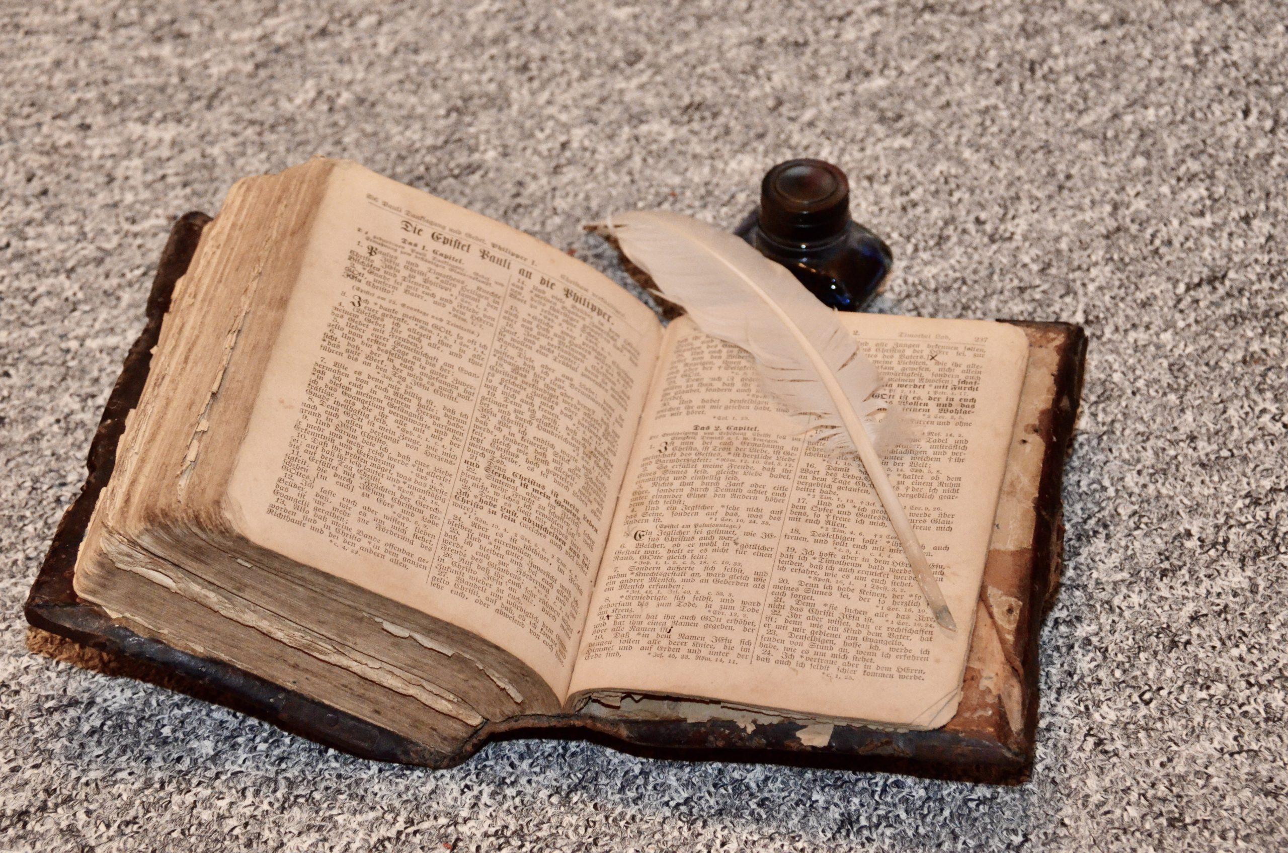 Bibel Hartmut Behrndt