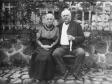 Wilhelm Gurr & Frau ca 1922-c