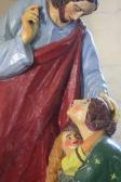 Figurengruppe-Christus-tröstet-eine-Kriegswitwe
